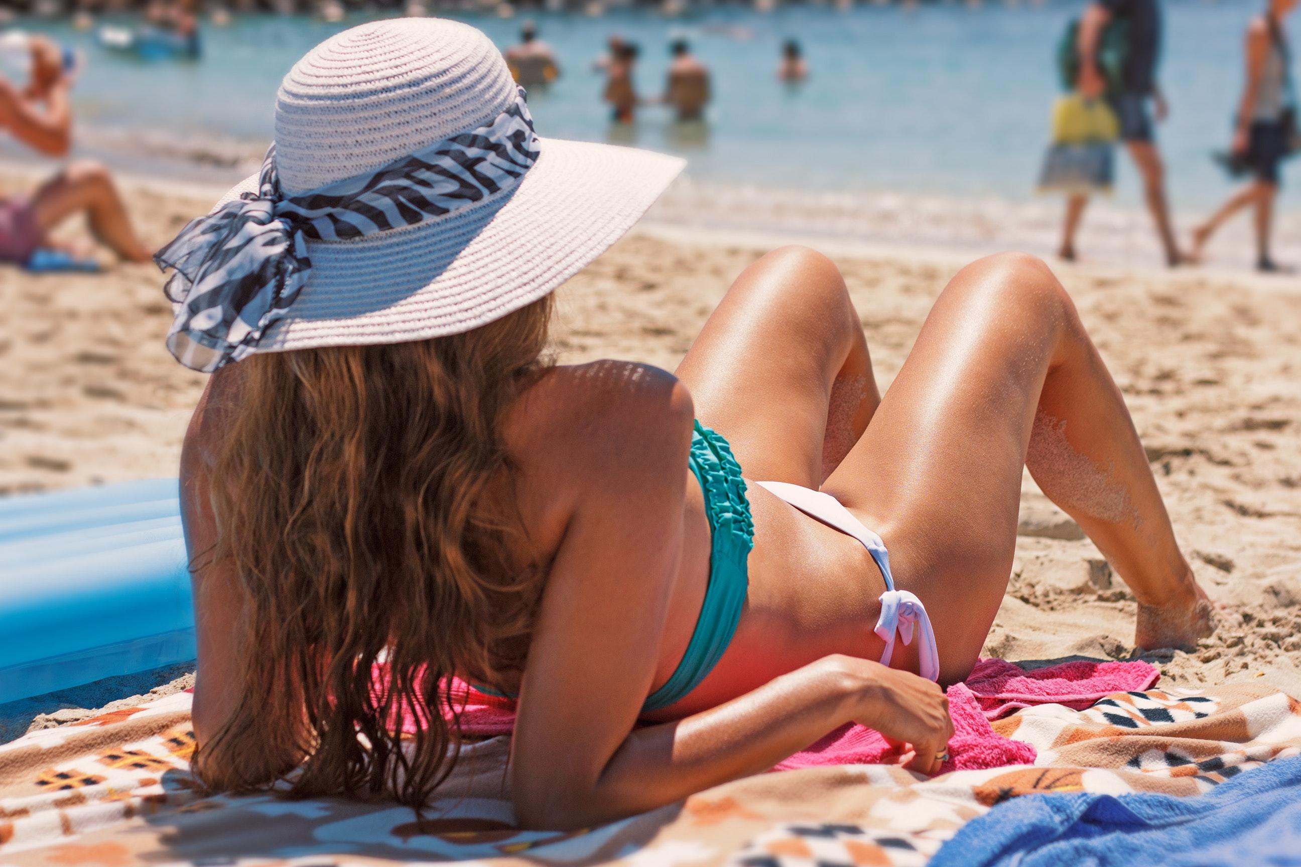 Ochrona skóry przed szkodliwym promieniowaniem