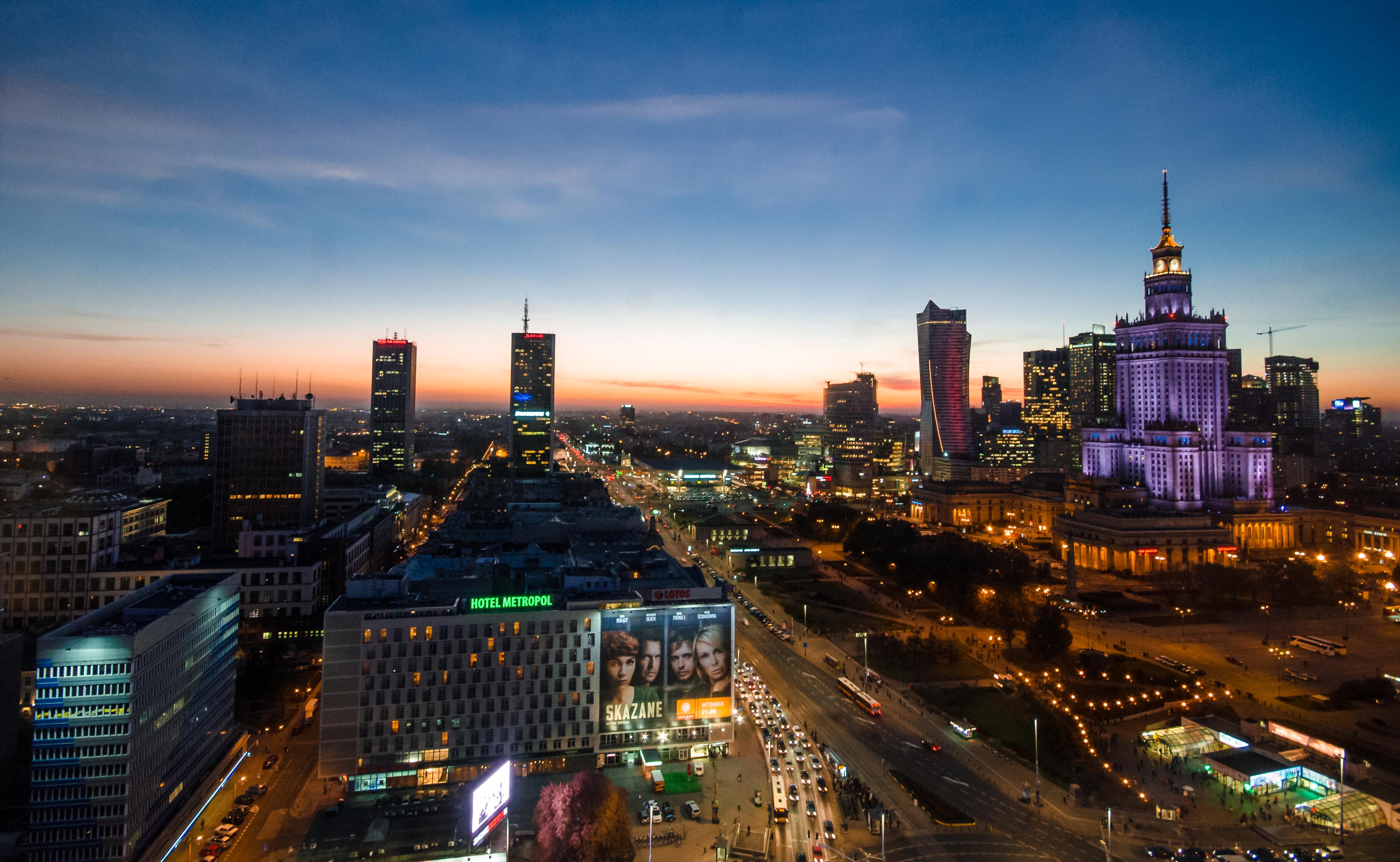 Weekend w Warszawie – co warto zobaczyć?